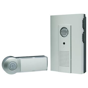 Elro deurbel draadloos met flashlight DB286A grijs