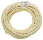"Attema elektrabuis PVC flexibel crème 5/8"" 16mm 20 meter"