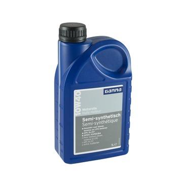 GAMMA motorolie 10W40 semi-synthetisch 1 liter