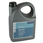 GAMMA motorolie 15W40 mineraal 4 liter