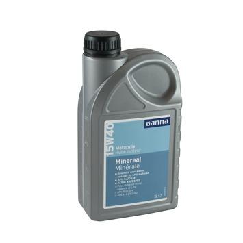 GAMMA motorolie 15W40 mineraal 1 liter