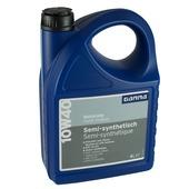 GAMMA motorolie 10W40 semi-synthetisch 4 liter