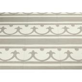 Flexxfloors Stick Premium Portugese kunststof vloertegel band grijs 2,1 m²