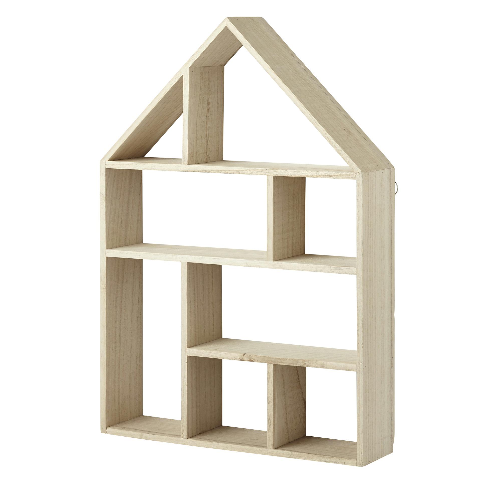 Letterbak hout huis 50x8 5x35 cm overige woonaccessoires woonaccessoires meubelen gamma for Hout huis