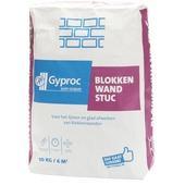 Gyproc blokkenwand stuc 10 kg