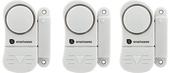 Smartwares Mini Alarm Deuralarm en Raamalarm SC07/3 3 stuks