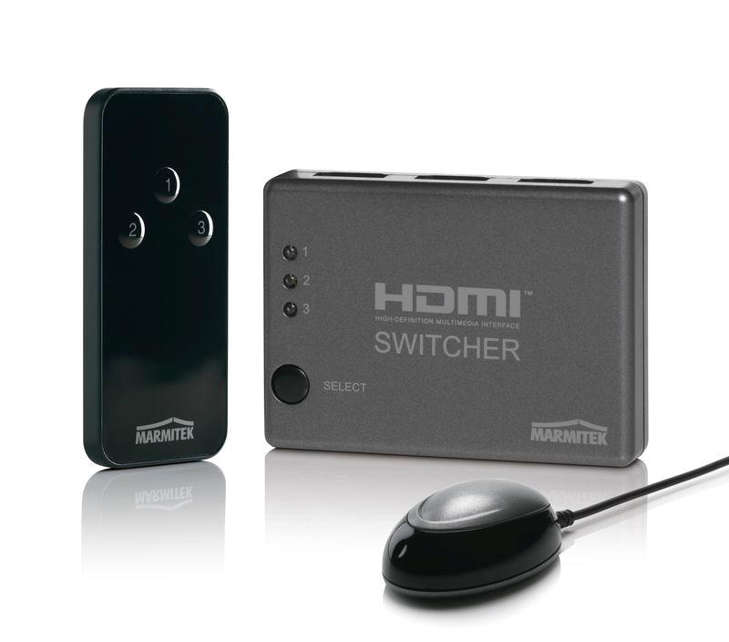 Marmitek Full HD HDMI Splitter 1-2