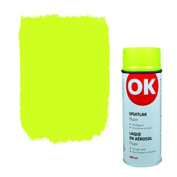 Super GAMMA | OK spuitlak geel fluor 400 ml kopen? | spuitbus-verf TB33