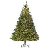 kunstkerstboom helsinki met verlichting 210 cm