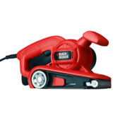 Black+Decker bandschuurmachine KA86-QS 720W