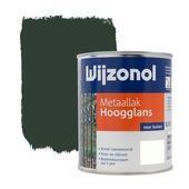 Wijzonol metaallak woudgroen hoogglans 750 ml