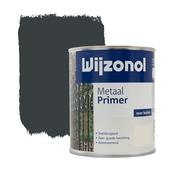 Wijzonol metaal grondverf blauwgrijs 750 ml
