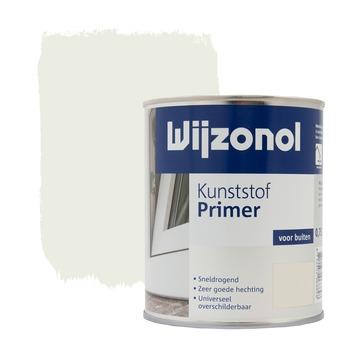 Wijzonol kunststof grondverf wit 750 ml