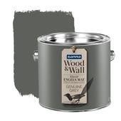 GAMMA Wood&Wall krijtverf Genuine Grey 2,5 liter