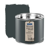 GAMMA Wood&Wall krijtverf Bluish Black 500 ml