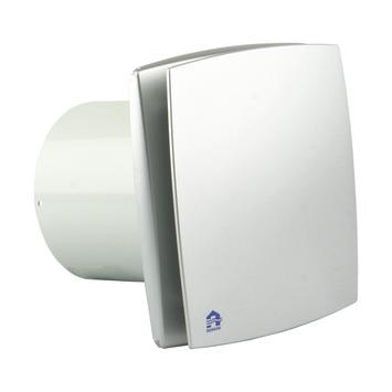 Renson ventilator met timer grijs ø125 mm