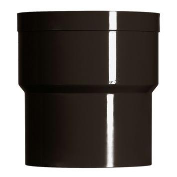Martens verbindingsstuk bruin 80 mm