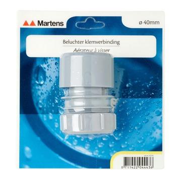 Martens beluchter klemverbinding 40 mm