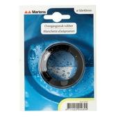 Martens overgangsstuk rubber 50x40 mm