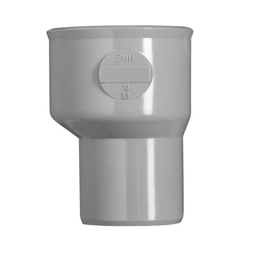Martens reparatiemof PVC grijs 50 mm