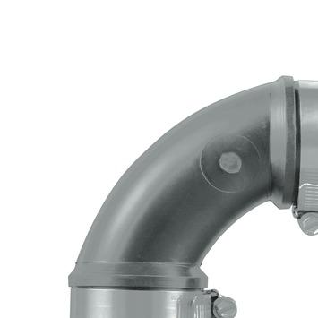 Martens bocht flexibel rubber 63x50 mm