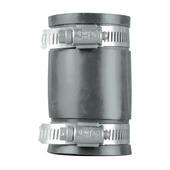 Martens koppeling recht flexibel rubber 114-98 mm