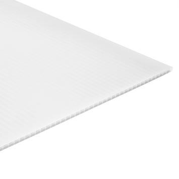 Martens polycarbonaatplaat opaal 300x105 cm 16 mm