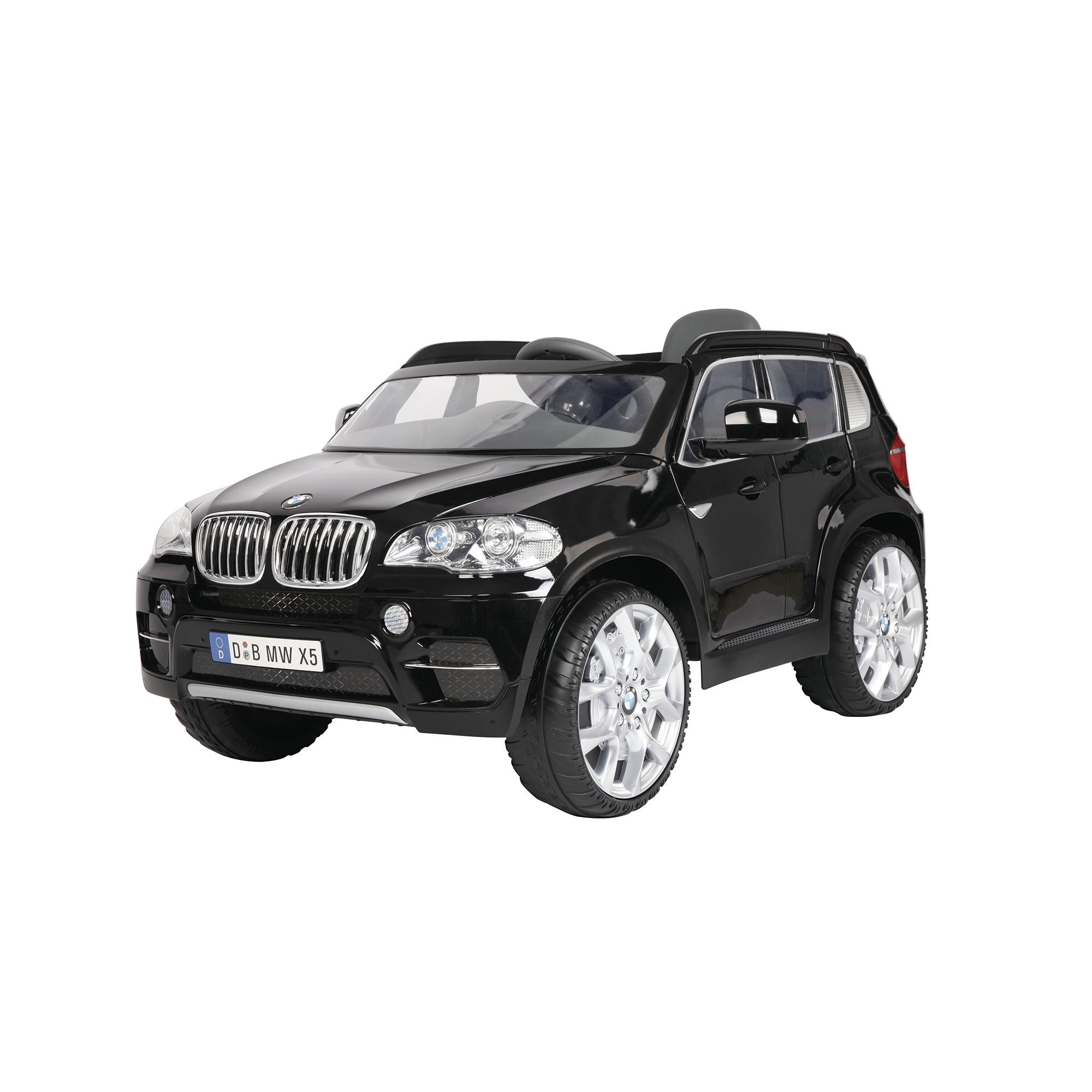 Accu voertuig BMW X5 zwart