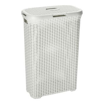 Curver Wasbox Style 40 liter Vintage Wit