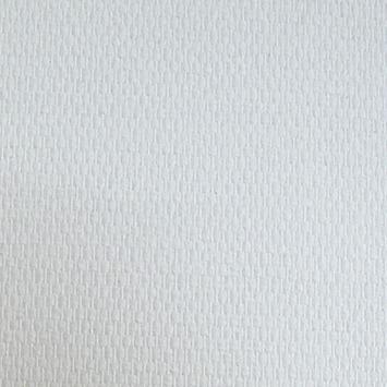 Fresco glasweefselbehang voorgeschilderd P102-25 ruit fijn wit 25 meter