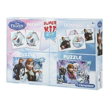 Frozen super kit 4 in 1