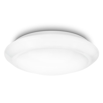 Philips Plafonniere MyLiving Cinnabar LED Wit 6W