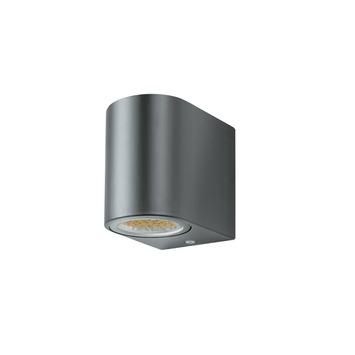 GAMMA Buitenlamp Liverpool 1 lichts donker grijs LED GU10 7W
