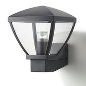 GAMMA Buitenlamp Nashville zwart LED 12W