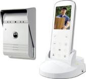 Smartwares draadloze video deurintercom VD36W