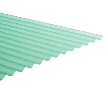 Martens golfplaat 32/9 PET structuur groen 153x66 cm