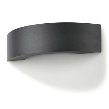 GAMMA Buitenlamp Omaha zwart LED 9W