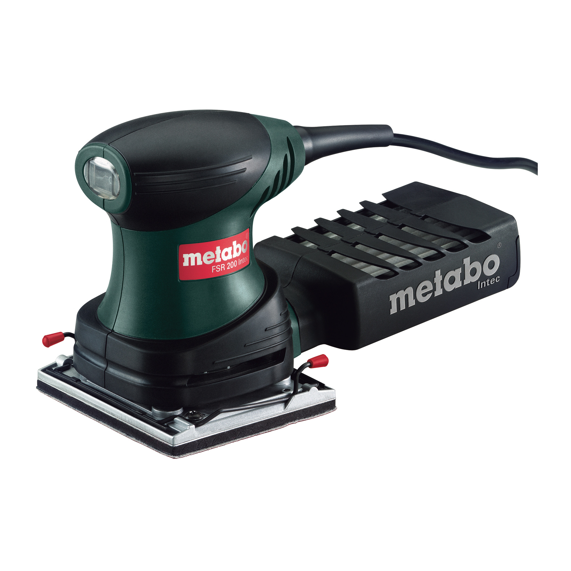 Metabo Fsr 200 Intec Vlakschuurmachine 200 Watt 114X102 Mm