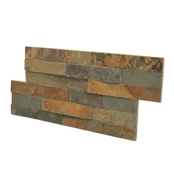 Stone Design Steenstrip Canyon Rusty 1 m²