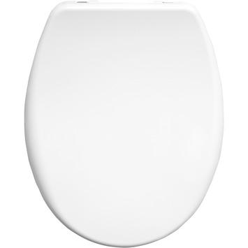 Bemis WC bril Venezia Wit Kunststof met Softclose
