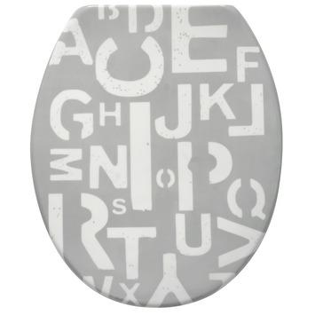 Handson WC bril Fynn Letters Kunststof