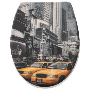 Handson WC bril Riku New York Kunststof