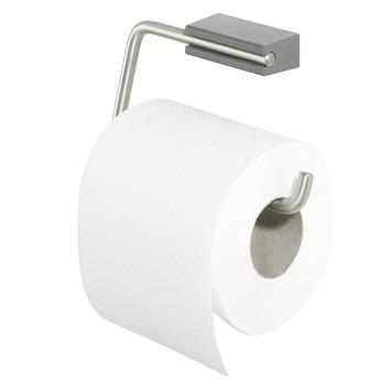 Tiger Toiletrolhouder Cliqit Donkergrijs RVS