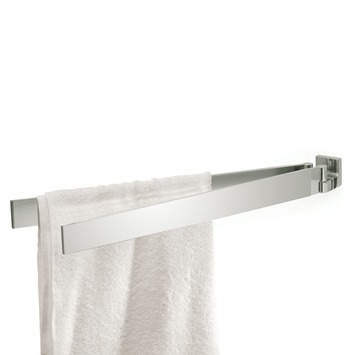 GAMMA | Tiger Ontario handdoekrek 2 armen chroom kopen? | badkamer ...