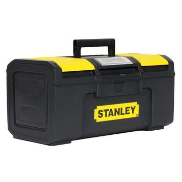 Stanley gereedschapskoffer design zwart 19 inch