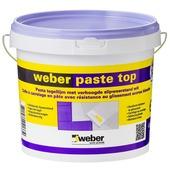 Weber tegelpasta top 4 kg