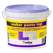 Weber tegelpasta top 16 kg