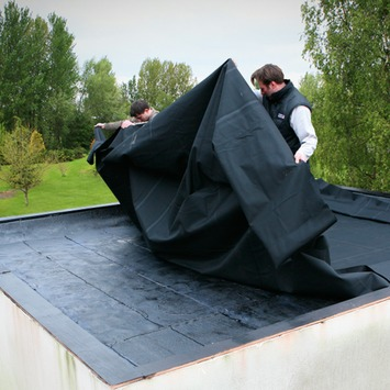 Aquaplan EPDM rubber dak 1,40 x 0,10 meter (0,14 m²)