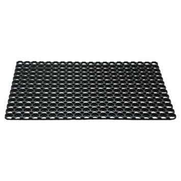 Buitenmat 50x80 cm zwart
