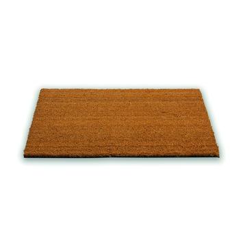 Schraapmat kokos 50x80 cm naturel